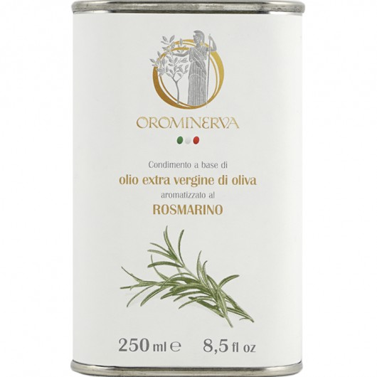 Rosemary-flavoured extra virgin olive oil dressing