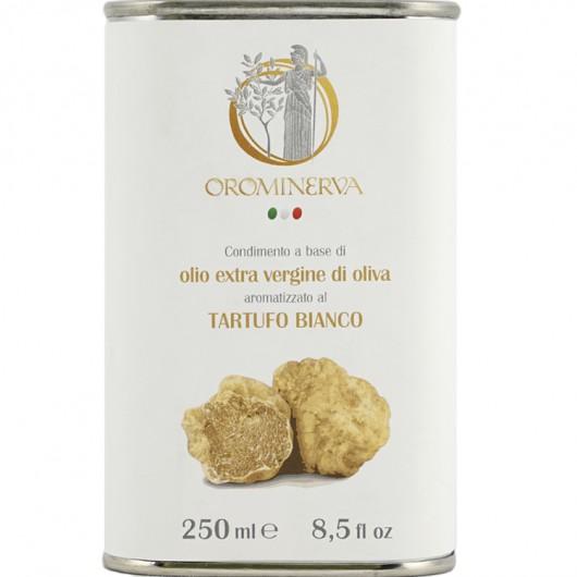 Olio extra vergine di oliva al tartufo bianco