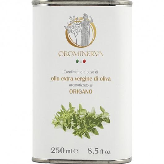 Oregan-flavoured extra virgin olive oil dressing