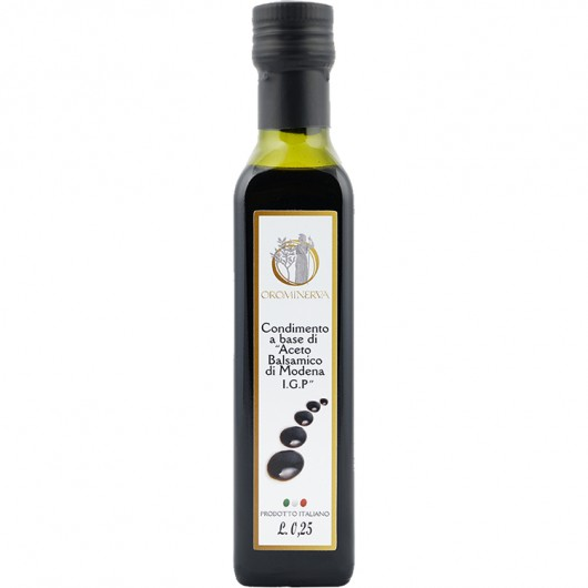 Balsamic Vinegar of Modena IGP seasoning